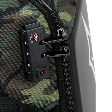 Mochila Gamer Husky Tactical Woodland, para Notebook de até 17.3', Camuflado - BP-WLD-TC
