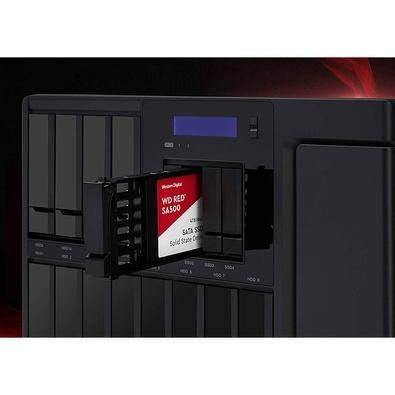 SSD WD Red SA500 NAS, 1TB, SATA, Leituras: 560Mb/s e Gravações: 530Mb/s - WDS100T1R0A