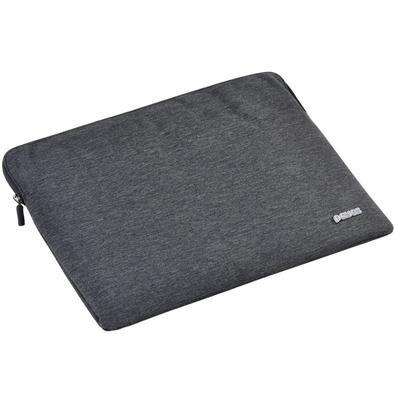 Case PCYes TravelTech TS-15, para Notebook até 15´, Preto com Interior Cinza Claro - TS-15 (32085)