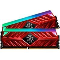 Memória XPG Spectrix D41, RGB, 16GB (2x8GB), 2666MHz, DDR4, CL16, Vermelho - AX4U266638G16-DR41