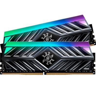 Memória Ram Xpg 32gb Kit(2x16gb) Ddr4 3200mhz Ax4u3200316g16-dt41 Adata