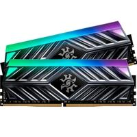 Memória XPG Spectrix D41, RGB, 32GB (2x16GB), 3200MHz, DDR4, CL16, Cinza - AX4U3200316G16-DT41