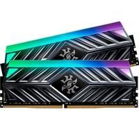 Memória XPG Spectrix D41, RGB, 32GB (2x16GB), 3000MHz, DDR4, CL16, Cinza - AX4U3000316G16A-DT41
