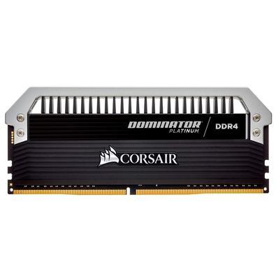 Memória Corsair Dominator Platinum 32GB (2x16GB) 3000Mhz DDR4 CL15 - CMD32GX4M2B3000C15