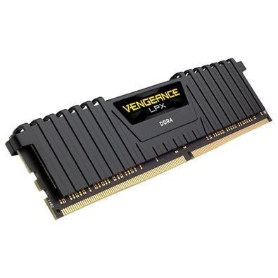 Memória Corsair Vengeance LPX 16GB (2x8GB) 3200Mhz DDR4 C16 Black - CMK16GX4M2D3200C16