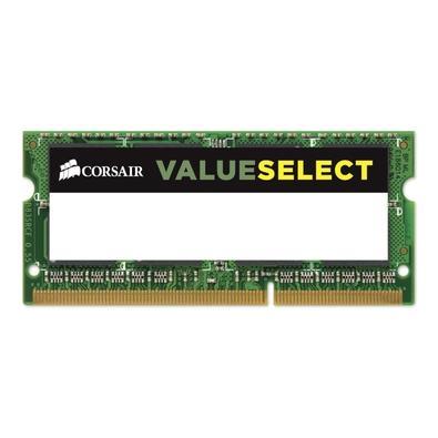 Memória Corsair Value Select Para Notebook 16GB (2x8GB) 1600Mhz DDR3L C11 - CMSO16GX3M2C1600C11