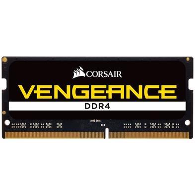 Memória Corsair Vengeance Para Notebook 32GB 2666Mhz DDR4 C18 - CMSX32GX4M1A2666C18