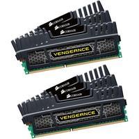 Memória Corsair Vengeance 24GB (6x4GB) 1600Mhz DDR3 C9 - CMZ24GX3M6A1600C9