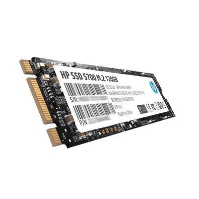 SSD HP S700, 120GB, M.2, Leituras: 555Mb/s e Gravações: 470Mb/s - 2LU78AA#ABL