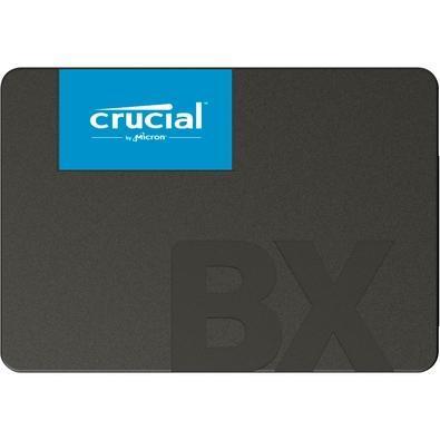 SSD Crucial BX500, 2TB, SATA, Leituras: 540Mb/s e Gravações: 500Mb/s - CT2000BX500SSD1