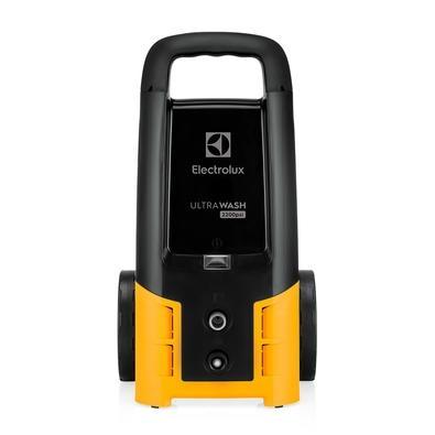 Lavadora de Alta Pressão Electrolux Ultra Wash, 1800W, 110V, Preto/Amarelo - 900921255