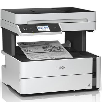 Multifuncional Epson EcoTank M3170, Jato de Tinta, Mono, Wi-Fi, Bivolt - M3170