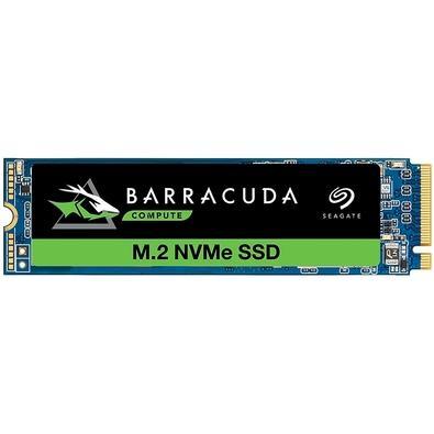 SSD Seagate BarraCuda 510, 500GB, M.2, PCIe, NVMe, Leituras: 3400Mb/s e Gravações: 2400Mb/s -  ZP500CM3A001
