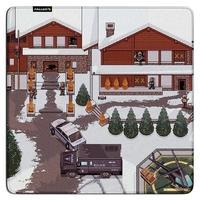 Mousepad Gamer Fallen Chale, Speed, Grande (450x450mm)