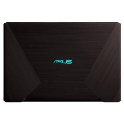 Notebook Gamer Asus AMD Ryzen 5 3500U, 8GB, 1TB, NVIDIA GTX1050 4GB, Windows 10 Home, 15.6´, Preto/Azul - M570DD-DM122T