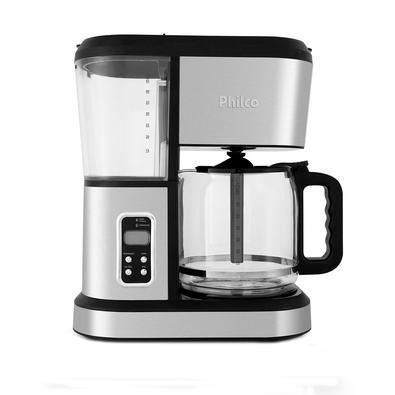 Cafeteira Elétrica Philco PCF50PDI Design, 45 Xícaras, 220V, Inox - 53902062