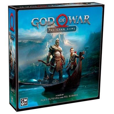 Jogo God of War: Card Game - GOW001