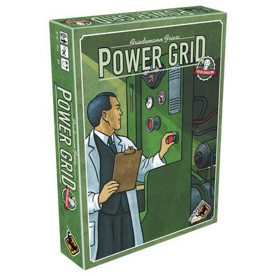 Jogo Power Grid (Versão Energizada) - PWG101