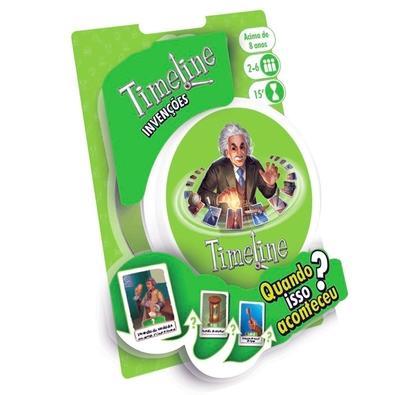 Jogo Timeline: Invenções Blister - TML101