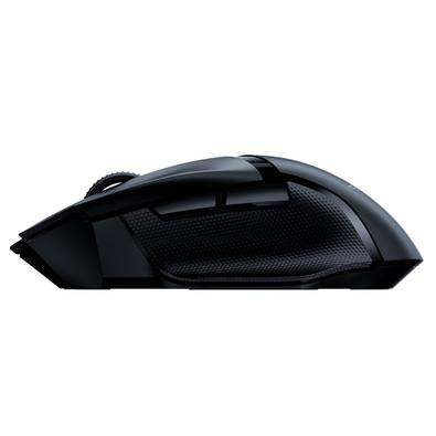 Mouse Sem Fio Gamer Razer Basilisk X Hyperspeed, Mechanical Switch, 6 Botões, 16000DPI - RZ01-03150100-R3U1