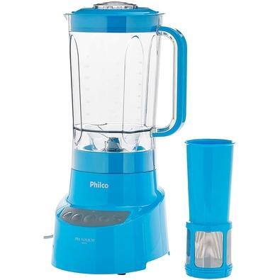 Liquidificador Philco PH Touch, 3 Velocidades, 900W, 220V, Azul - 103102047