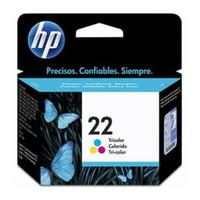 Cartucho de Tinta HP C9352AB 22 Tricolor - HP