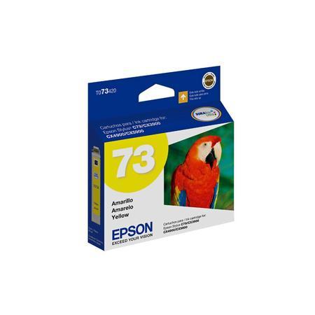 Cartucho de Tinta Epson Amarelo  T073420-AL