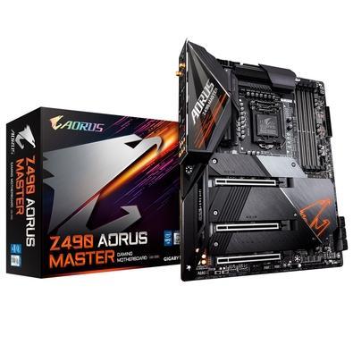 Placa-Mãe Gigabyte Aorus Z490 Aorus Master, Intel LGA 1200, ATX, DDR4