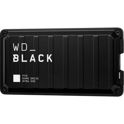 SSD Portátil Western Digital WD_Black P50 Game Drive, 1TB, USB 3.2 - WDBA3S0010BBK-WESN