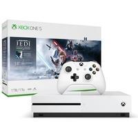 Console Xbox One S 1TB Branco + Star Wars Jedi: Fallen Order - JOGCM0072