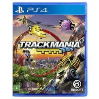 Game Trackmania Turbo PS4