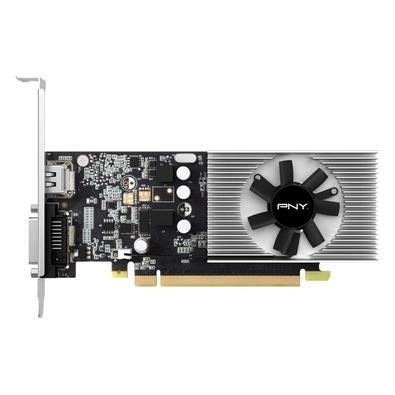 Placa de Vídeo PNY NVIDIA GeForce GT 1030, 2GB, GDDR5 - VCGGT10302PB