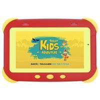 Tablet DL Kids Adventure, Bluetooth, Android 7.1, 8GB, Tela de 7´, Vermelho - TX400VRM