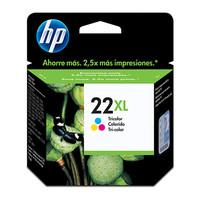 Cartucho HP 22XL Tricolor Alto Rendimento C9352CB