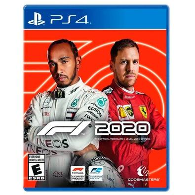 Game F1 2020 PS4