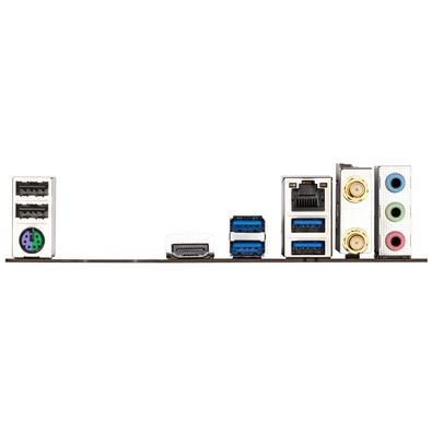 Placa-Mãe Gigabyte B460M DS3H AC, Intel LGA1200, Micro ATX, DDR4