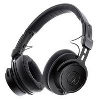 Headphone Profissional Audio-Technica, com Case, Preto - ATH-M60X