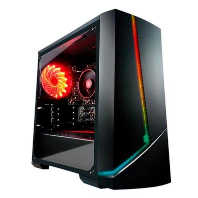 Computador Gamer G-Fire AMD Ryzen 3 3300X, 16GB, SSD 256GB, Linux - HTG-R703