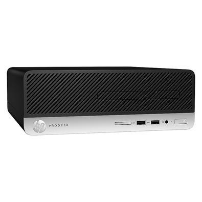 Computador HP ProDesk 400 G6 SFF Intel Core i3-9100, 4GB, 500GB, Windows 10 Pro - 8GR72LA