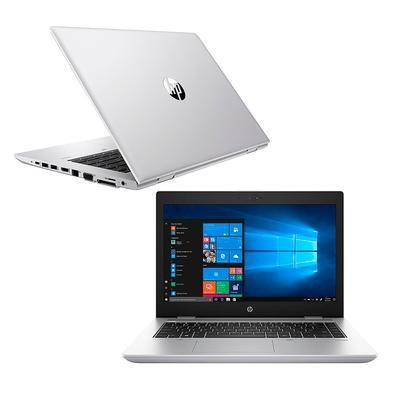 Notebook HP 640 G4 Intel Core i5-8350U, 16GB, SSD 256GB, Windows 10 Pro - 8GF58LA