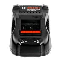 Carregador Rápido Bosch GAL 1880 CV, 18V, 220V, Compatível com Baterias Bosch 18V - 2607225935-000