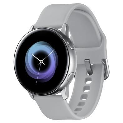 Smartwatch Samsung Galaxy Watch Active, Wi-Fi, Prata - SM-R500NZSPZTO