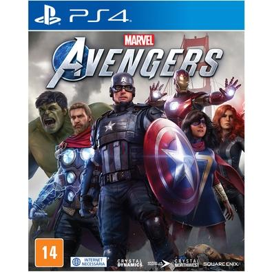 Game Marvel's Avengers PS4