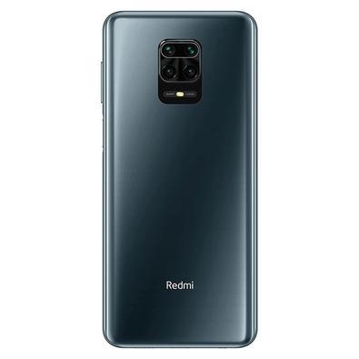 Smartphone Xiaomi Redmi Note 9 Pro, 64GB, 64MP, Tela 6.67´, Cinza Interstellar Gray + Capa Protetora - CX293CIN