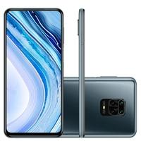 Smartphone Xiaomi Redmi Note 9 Pro, 64GB, 64MP, Tela 6.67´, Cinza Interstellar Gray + Capa Protetora - CX293CIN