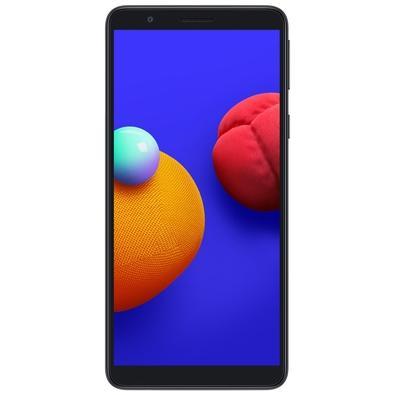 Smartphone Samsung Galaxy A01 Core, 32GB, 8MP, Tela 5.3´, Preto - SM-A013MZKSZTO