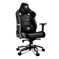 Cadeira Gamer Cougar Armor Titan Pro Royal, Black - 3MTITANR.0001