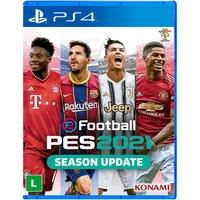 Game eFootball PES 2021 PS4
