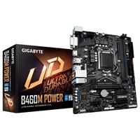 Placa Mãe Gigabyte B460M POWER, Intel LGA, 1200 DDR4