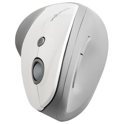 Mouse Sem Fio  Kensington Ergonômico Pro Fit, Cinza - 310158